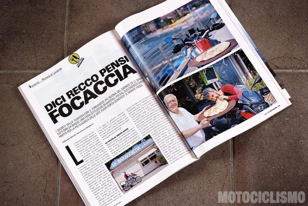 MOTOCICLISMO - Street Food 2013